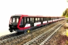 H0 Modell U-Bahn Gliederzug G1
