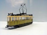 Fertigmodell 'TW 701 Olivgrün/Elfenbein'