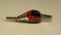 Krawattennadel 'U-Bahn DT3'